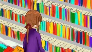 【4コマ】勉強できないスキル無しが資格勉強を始めた話