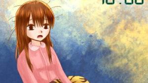 【4コマ】休日をひたすら寝て後悔する話