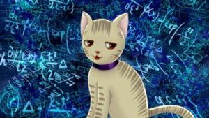シュレディンガーの猫ってどんな猫?量子力学の世界!